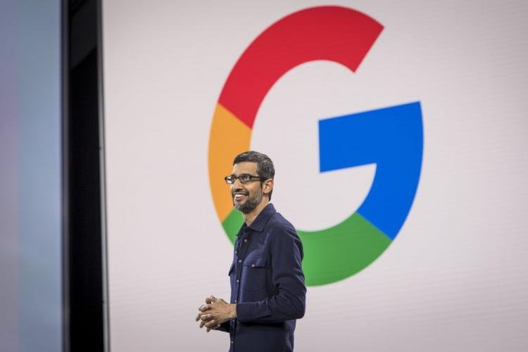 Is Sundar Pichai's Free Flow Of Data Is A Win-Win Situation?