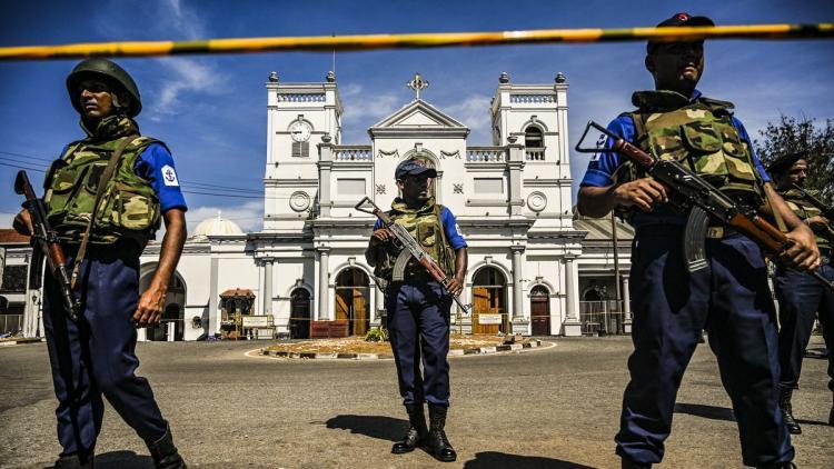 Social Media Blackout After The Bombings In Sri Lanka